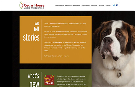 Cedar House Audio