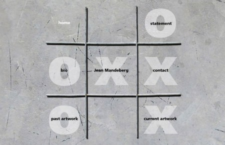Jean Mandeberg - Artist