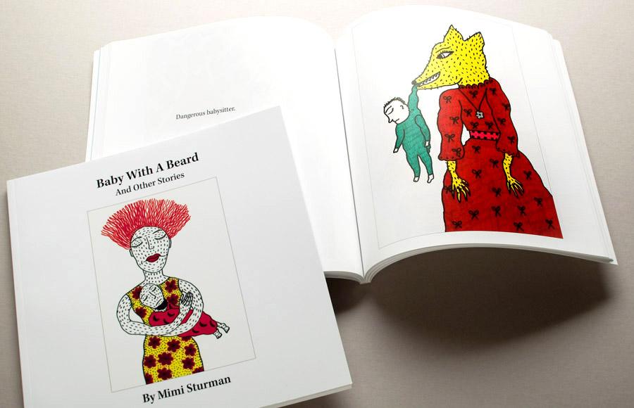 Mimi Sturman - Artist Book