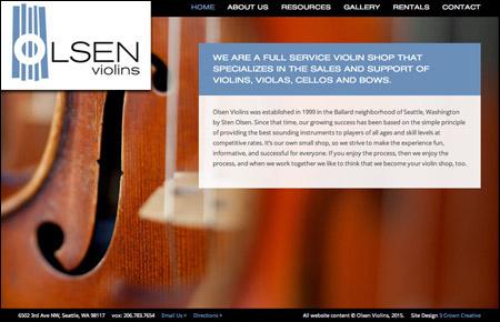 Olsen Violins