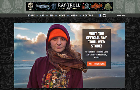 Ray Troll Art